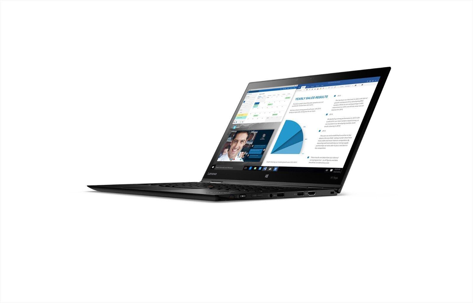 "Lenovo ThinkPad 20FQ001VUS Ultrabook/Tablet - 14"""