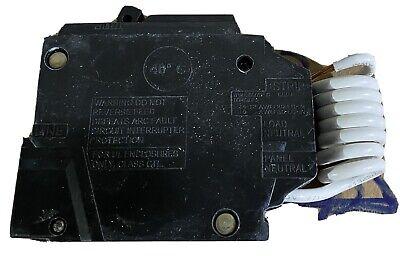 Ge Thql1120af2 20a Arc Fault Circuit Breaker