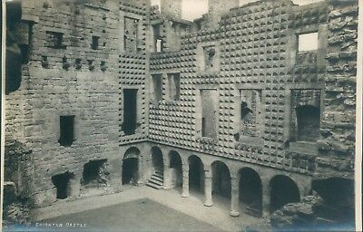 Real photo chirchton castle