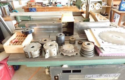Woodworking Machine   Felder BF5 Combination Machine