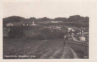 Postkarte - Mönichdorf
