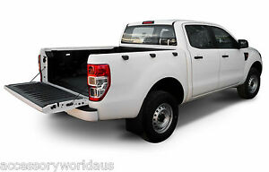 Mazda BT50 Dual Cab Under Rail Ute Liner