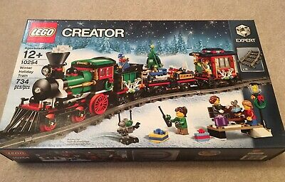 Lego 10254 CREATOR Winter Holiday Train NEW Sealed Christmas Village