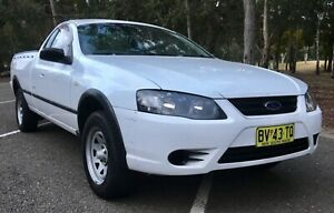 2008 Ford Falcon Ute BF MK II RTV AUTO 4.0 LPG North Parramatta Parramatta Area Preview