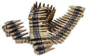 Spielzeug Patronengürtel Patronen Munitionsgürtel Kugeln zum Kostüm