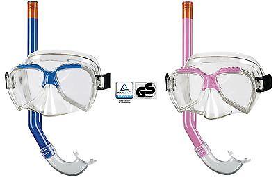 Schwimmbrille Taucherbrille Schnorchel Tauchermaske für Kinder ab4Jahre Beco Ari