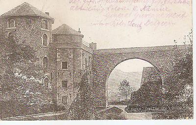 Alte Ansichtskarte  -Namur - Chateu des Comtes