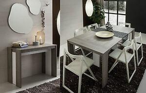 Tavolo consolle allungabile pr tony lunghezza 311 cm per - Tavolo 12 persone ...