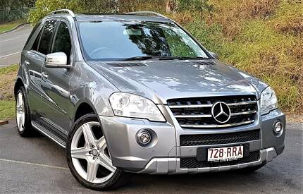 2010 Mercedes-Benz ML300CDI, AMG!! Everton Hills Brisbane North West Preview