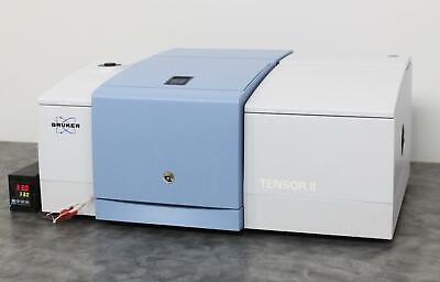 Bruker Optics Tensor Ii Ftir Qcqa Analysis Spectrometer W Warranty