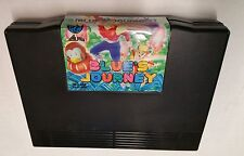 BLUE'S JOURNEY GAME NEO GEO AES SYSTEM CARTRIDGE ONLY GOOD CONDITION