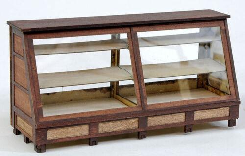 BANTA MODELWORKS DISPLAY CASE F G Lg Scale Model Railroad Structure Kit BM946