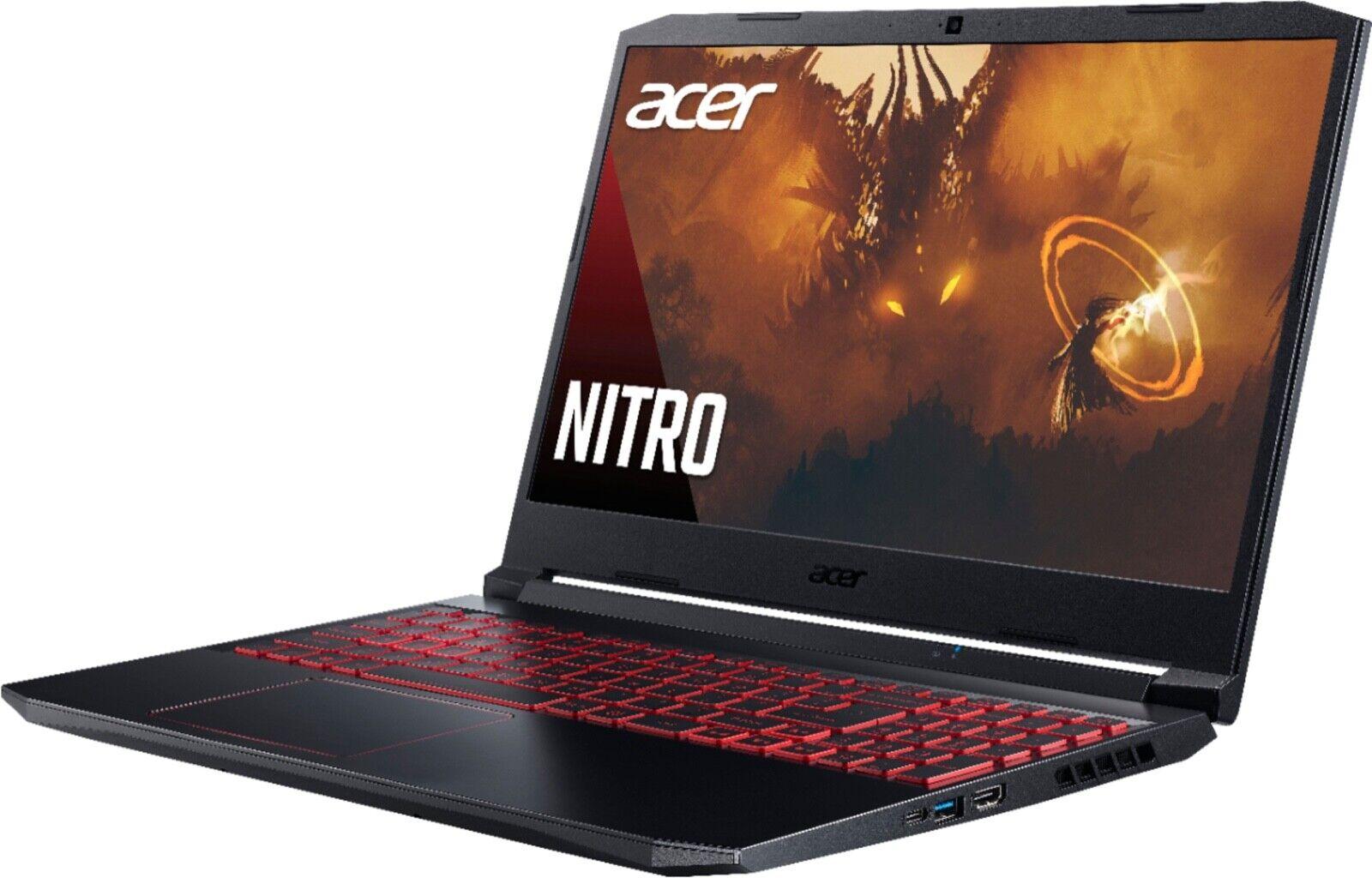2020 Acer Nitro 5 15.6'' FHD Gaming Laptop AMD Ryzen 5 GTX 1650,32GB RAM&1TB SSD 1