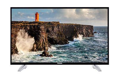Telefunken D39H472M4 LED Fernseher 39 Zoll HDTV Triple-Tuner DVB-C/-T2/-S2 CI+