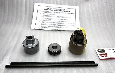 Used, WARN 32455 Brake Assembly Kit, VR Series, 9.5xp-s, XD9000, M6000, M8000 Winches for sale  Shipping to South Africa