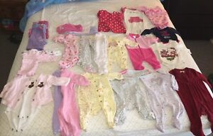 3M and 3-6M girls clothing