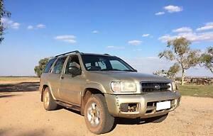 2000 Nissan Pathfinder Wagon Kulin Kulin Area Preview