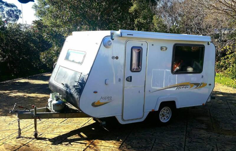 AVAN ASPIRE 402, POP TOP  | Caravans | Gumtree Australia