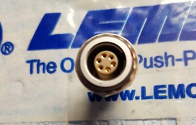 Lemo Connectors. Brand New. Part No Egg. 1b. 306. Cll Price Below Wholesale