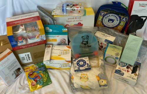 Wholesale Boxes of Baby Items Unmanifested NEW Amazon Overstock $250+ MSRP