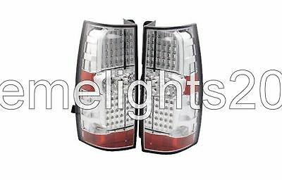 NEWMAR MOUNTAIN AIRE 2015 CHROME LOWER TAILLIGHTS REAR LAMPS TAIL LIGHTS RV PAIR