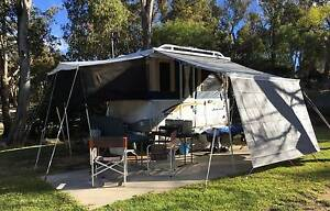 2010 Jayco Outback Dove Toowoomba Toowoomba City Preview