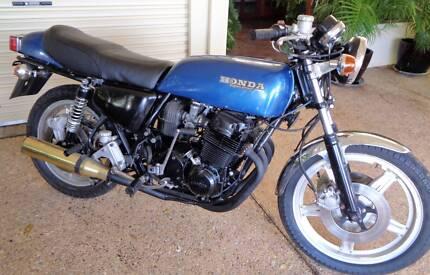 hONDA CB750 1976