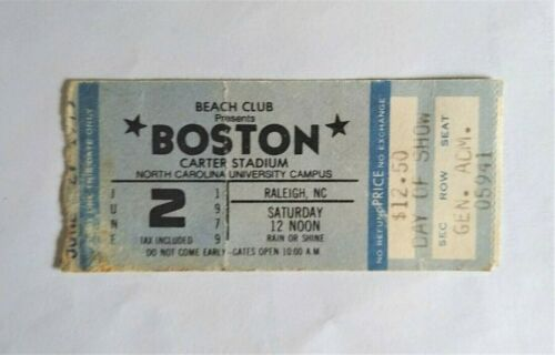 BOSTON 1978-