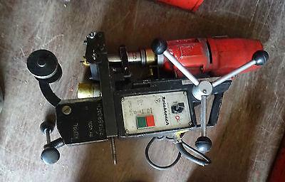 Rotabroach Mag Drill Magnetic Rail Drilling Machine