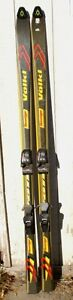 Nice-VOLKL-RENNTIGER-165cm-Skis-with-MARKER-M27v-Bindings