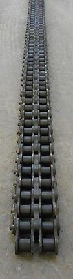 Union Roller Chain 100-2c Standard Riveted 1-14 Pitch 2-row 10 Ft