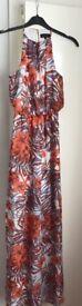 Long floaty summer dress size 6