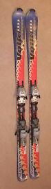 S/H Volkl Supersport Skis 148cm