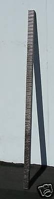 Miehle V-50 Letterpress Impression Cylinder Gear Rack