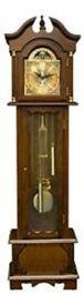 ACCTIM SOMERTON RADIO CONTROLLED GRANDFATHER CLOCK, MODEL 78066