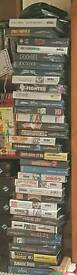 Mega drive and master system games