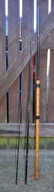 1970s Shakespeare Boron Match Rod. 12', 3 piece.