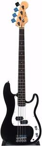 Electric bass guitar for beginners, experienced players Brand New ~