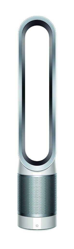Dyson Pure Cool purifying tower fan.