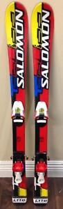 Ski alpin SALOMON 110 junior