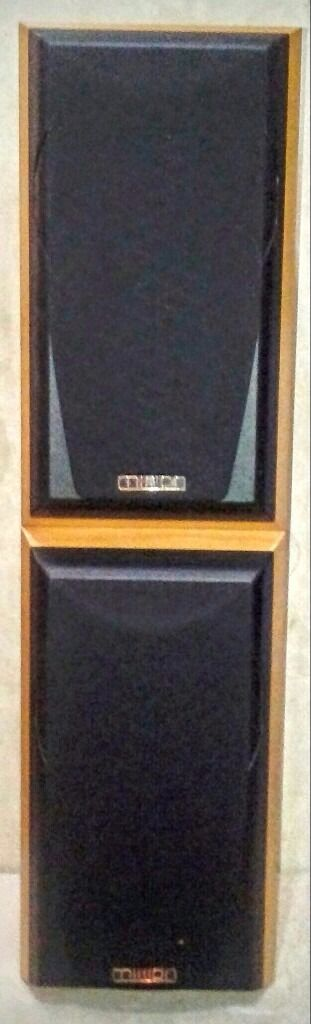 Mission 771 Stereo Speakersin Rochester, KentGumtree - Mission 771 E Gold Capped Speakers perfect running condition, these speakers are rated @ 8 ohms and 100 watts and are the version of the 771 that have the gold dust cap centre which looks very impressive. they also have the gold plated bi wireable...