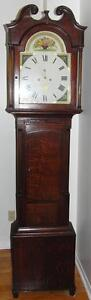 Antique Grandfather clock circa 1775