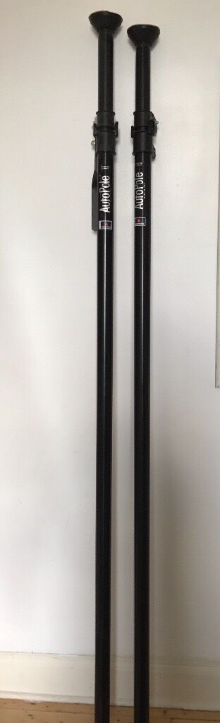 Manfrotto Autopoles original MN032B (pair) Black