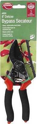 Ambassador Deluxe Bypass Secateur Garden Tools Pruning Branch Cutter  5 Deluxe Garden Tools