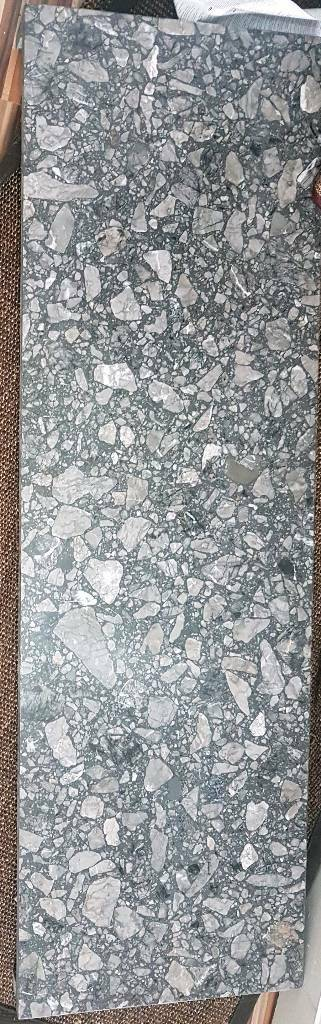 Bargain! New gas fire/fire place marble slab