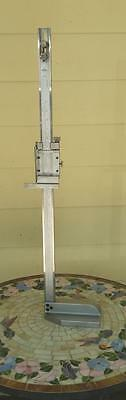Mitotoyo 24 Inch Height Inspection Gage Caliper 11000in Used