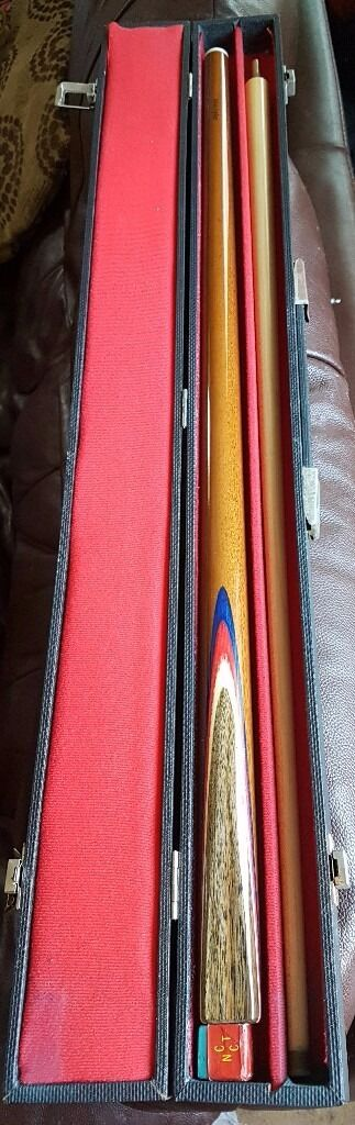 Full-size Matchplay Snooker Cue (2 Piece)
