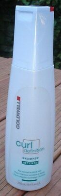 2 Bottles of Goldwell Curl Definition Intense Shampoo Normal to Thick Hair 8 oz Goldwell Thick Shampoo