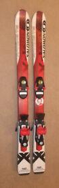 S/H Salomon X-Wing Junior Skis 110cm