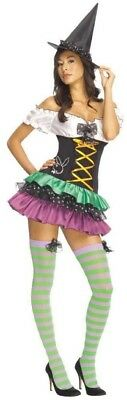Womens Adult Sexy Licensed PLAYBOY Witch Costume - Playboy Outfits